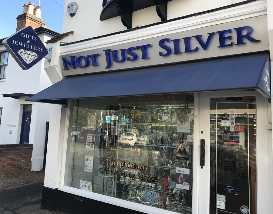 Not Just Silver Weybridge Surrey