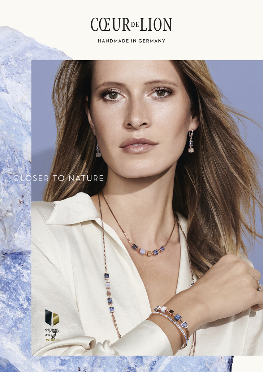Sodalite - COEUR DE LION Autumn Winter Season 2020 Jewellery - Necklaces Rings Bracelets Earrings