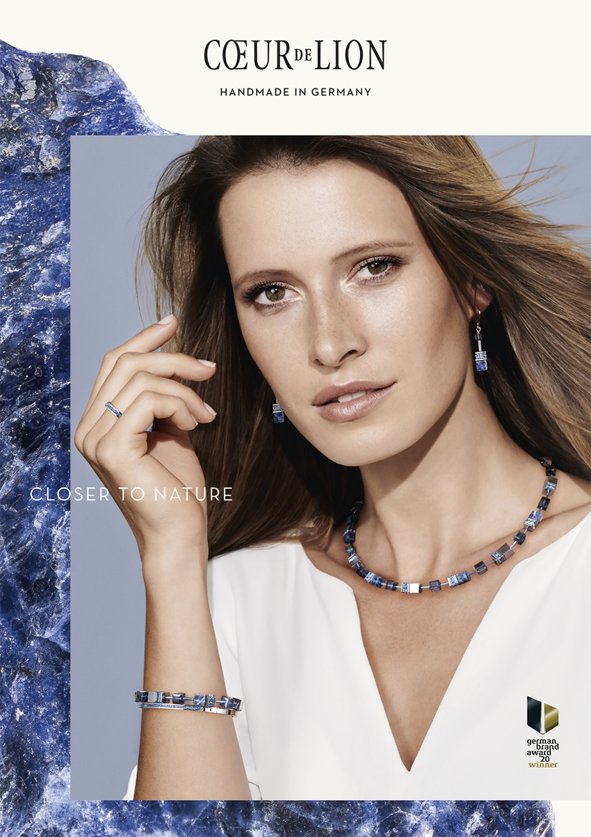Haematite - COEUR DE LION Autumn Winter Season 2020 Jewellery - Rings Necklaces Earrings Bracelets Weybridge Surrey Shop